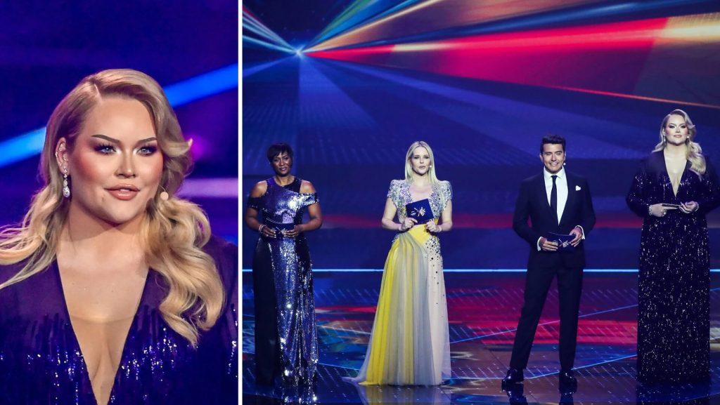 Eurovizija voditeljica transrodnost