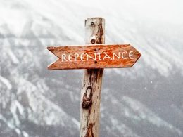 spašeni milošću pokajanje