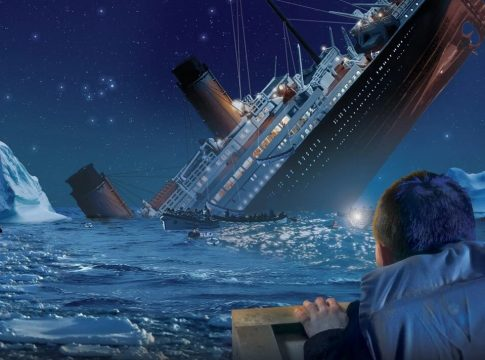 Titanik Noina arka