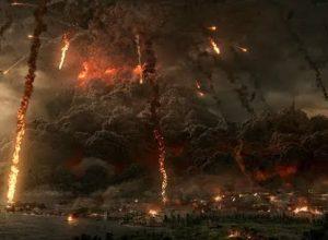 Sodoma i Gomora Lot bijeg
