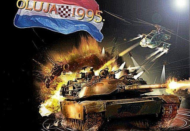 demoni prošlosti rat Oluja Hrvatska
