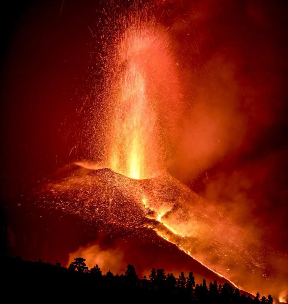 La Palma vulkan